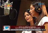 "Regine Velasquez, Rachelle Ann Go, etc. sing ""Bangon Kaibigan&q"
