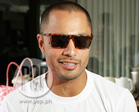 """Derek Ramsay says 2014 is going to be a """"big year"""""""