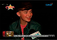 "Greyson Chance: ""I love the energy here in the Philippines&quot"
