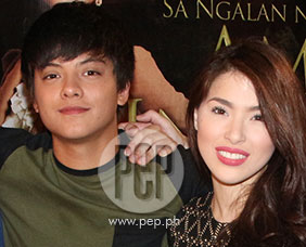 Kylie Padilla reacts to cousin Daniel Padilla's fame