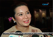 Kris Aquino happy about friendship of Bimby and Ryzza Mae Dizon