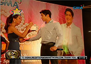 """""""Prinsesa ng Buhay Ko"""" stars hold mall show in Alabang"""