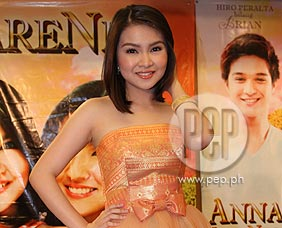 Barbie Forteza talks about co-star Derrick Monasterio
