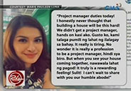 "Pauleen Luna is on ""project manager"" mode"