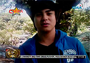 Jake Vargas celebrates 21st birthday with handicapped children
