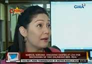 """Maricel Soriano, Dingdong Dantes, and Lovi Poe in """"Ang Dalawang"""