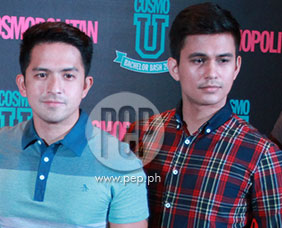 Tom Rodriguez and Dennis Trillohappy about having very-young fans