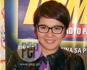 Amy Perez happy about returning to radio hosting