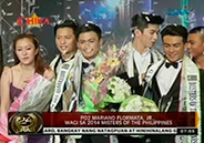 Handsome cop wins in 2014 Misters of the Philippines