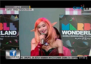 Alodia Gosiengfiao invaded cosplay and fashion event in Japan