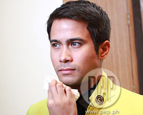 "Sam Milby happy about being called ""James Bond"" by Eugene"