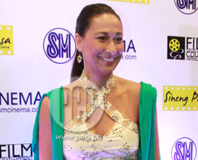 Cherie Gil plays an opera diva on the verge of losing not just her voi