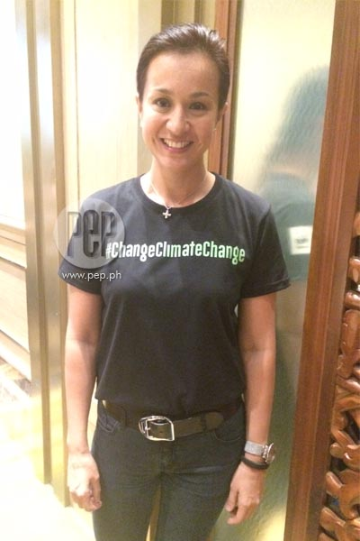 <p>Mikee Cojuangco: The little things she does for the enviromen