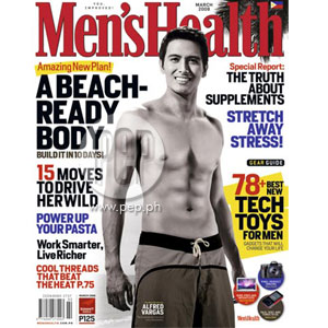 alfred vargas shares success secrets with mens health