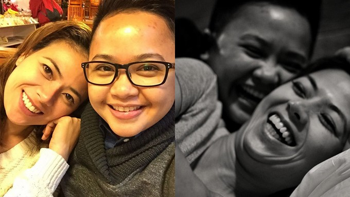 Liza Dino has found perfect relationship in Aiza Seguerra