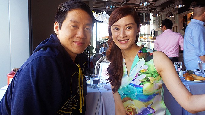 Richard Poon and Maricar Reyes wish to have a baby now na!