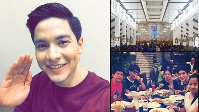 Alden Richards's top things to do during Holy Week break