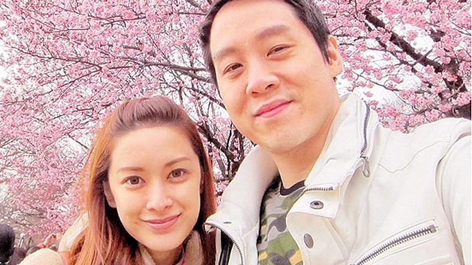 Richard Poon reveals secret to avoiding fights with wife