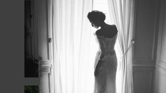 Solenn Heussaff in her Lihi Hod bridal dress