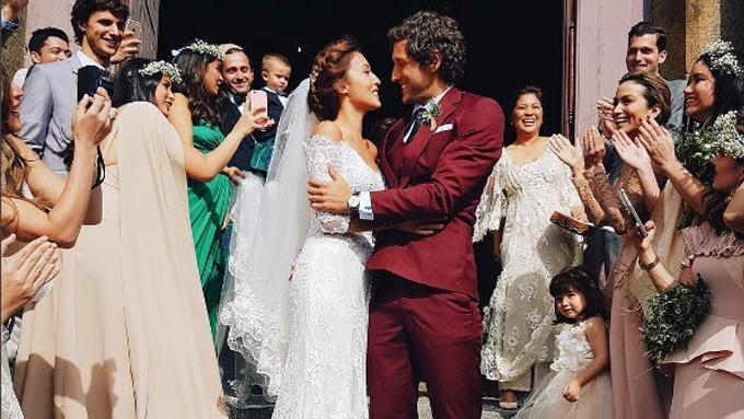 Solenn Heussaff-Nico Bolzico wedding weekend in videos!