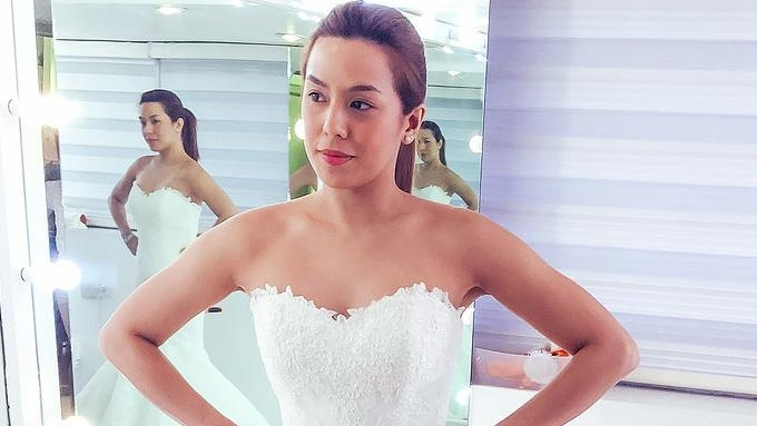 Nikki Gil Shares How To Pick The Perfect Wedding Dress