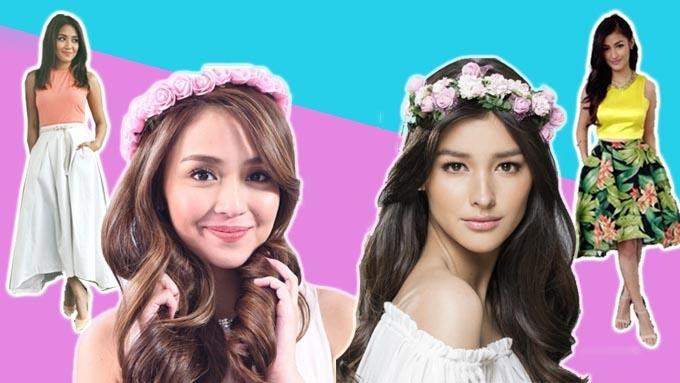 FASHION FACE-OFF: Kathryn Bernardo VS Liza Soberano