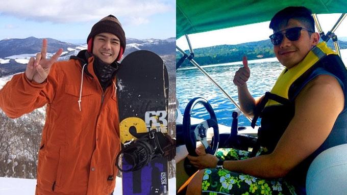 Robi Domingo has seven tips to enjoy solo trips