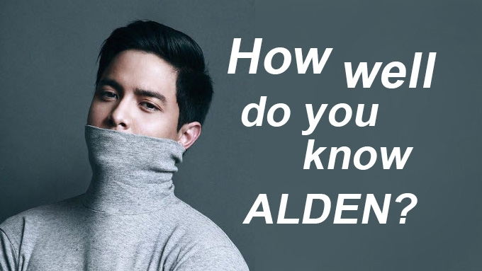 QUIZ: How well do you know Alden Richards?