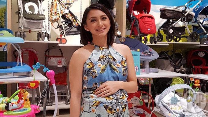 Iya Villania 'sobrang anxious' about pain of giving birth
