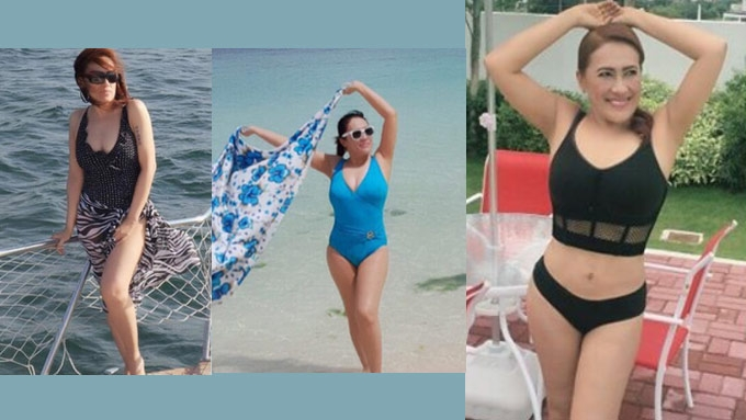 Ai-Ai delas Alas loses weight, thanks to her new diet!