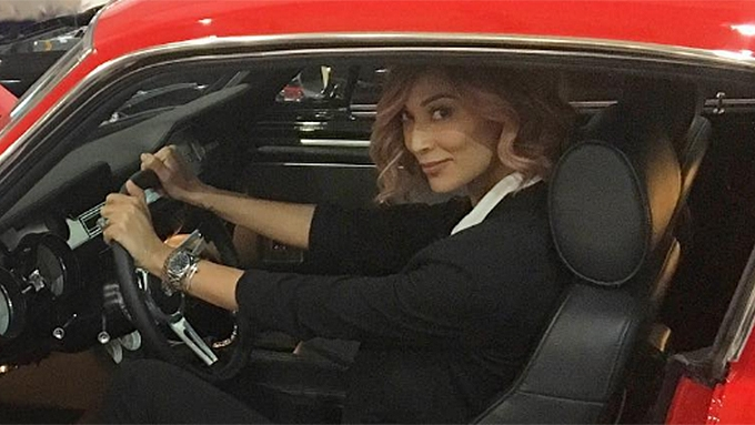 Joey Mead King to women drivers:
