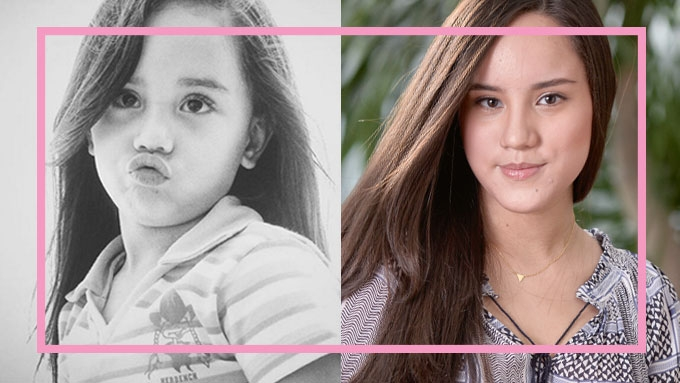 18 photos of Juliana Gomez: from baby to 16-year-old beauty