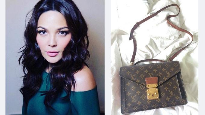 KC Concepcion's 'pamana' bags from grandma Elaine Cuneta