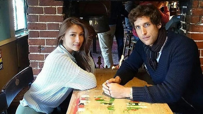 Solenn Heussaff and Nico Bolzico's 'relaxing' home