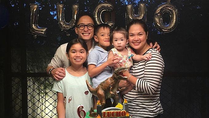 Ryan Agoncillo, Judy Ann Santos set gadget rules at home