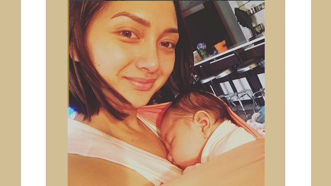 Iya Villania bikes again 6 weeks after giving birth