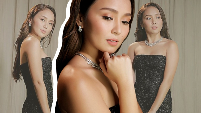 The dramatic way Kathryn said goodbye to Teen Queen tag