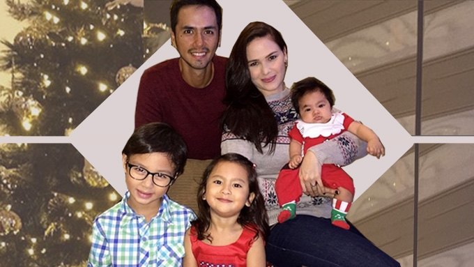 Meet Oyo and Kristine Sotto's beautiful family