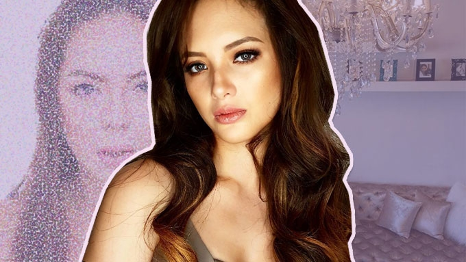 Guess who designed the interiors of Ellen Adarna's home