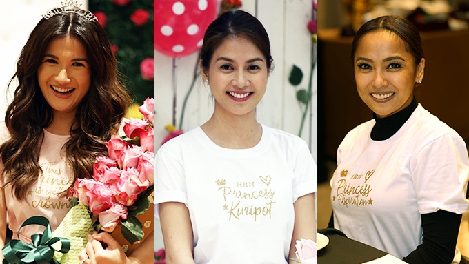 Kaye, Camille, and Rochelle reveal fears after wedding