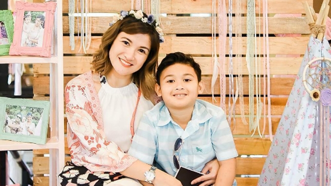 How Camille Prats told son Nathan about her marrying again