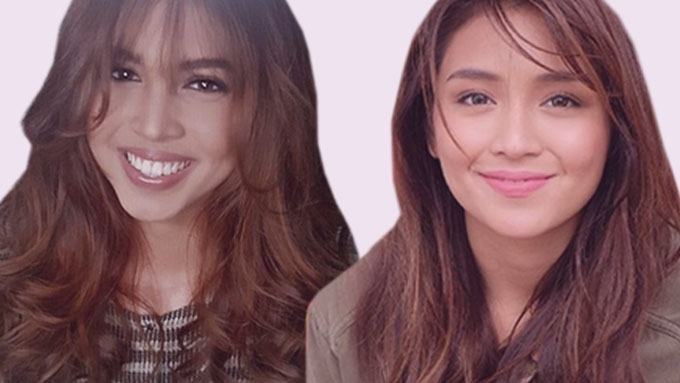 Maine, Kathryn, and celebs with non-showbiz look-alikes
