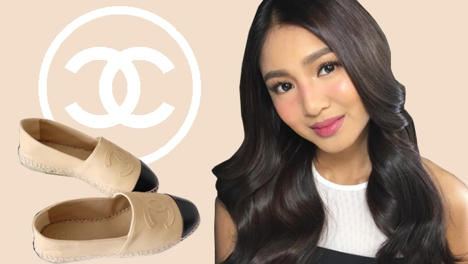The must-have espadrille for Dominique, Nadine, Yassi, etc.