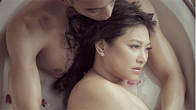Rufa Mae Quinto Flaunts Baby Bump In Maternity Boudoir -2229