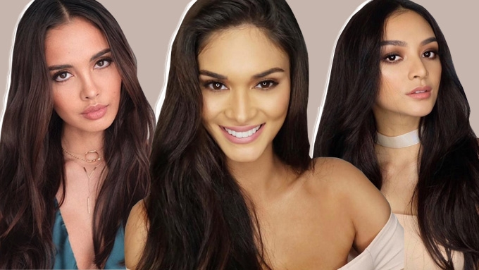 See how netizens slay holiday groufie a la Pia, Megan, Kylie