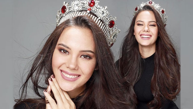 Miss World Philippines Catriona Gray stuns in Libiran gown