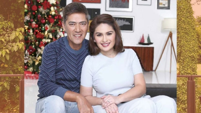 The home where Vic and Pauleen will spend first Christmas