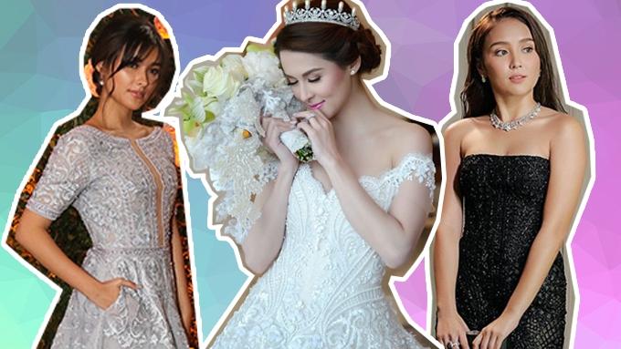 Ten celebrities who stun in Michael Cinco dresses