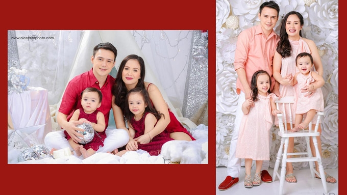 How Nikka Garcia teaches daughters not to have inggit