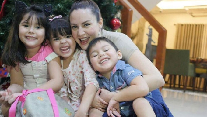 What Cheska Kramer tells daughters about having suitors